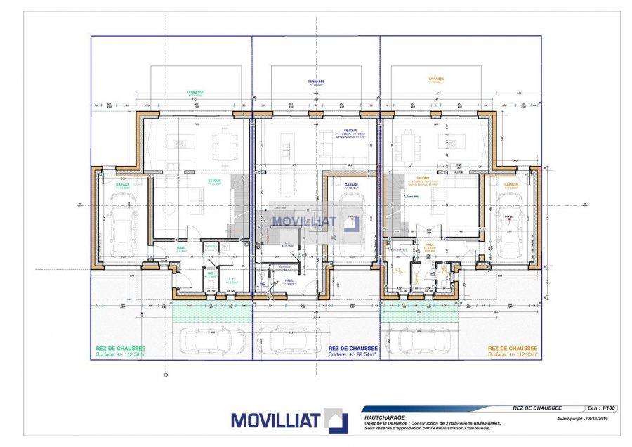 acheter maison 4 chambres 209 m² hautcharage photo 5