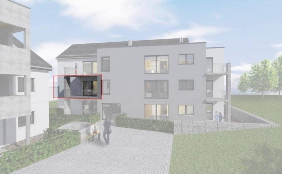 acheter appartement 3 chambres 104 m² eschweiler photo 2