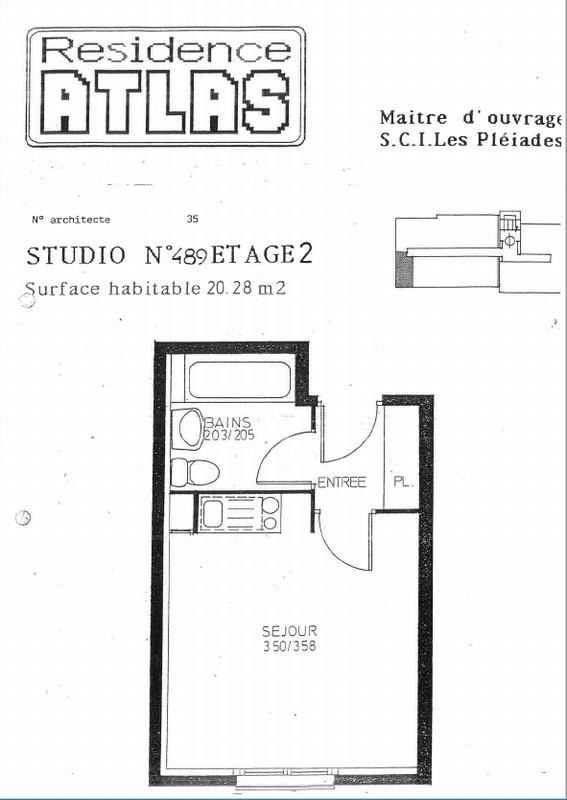 acheter studio 1 pièce 21 m² metz photo 2