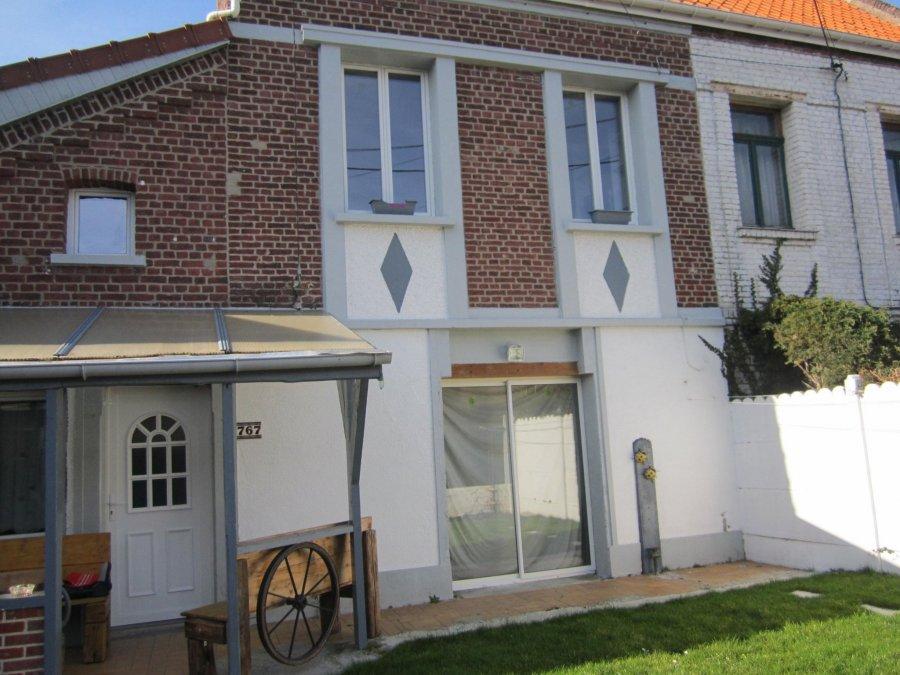 Maison à vendre F5 à Cambrai