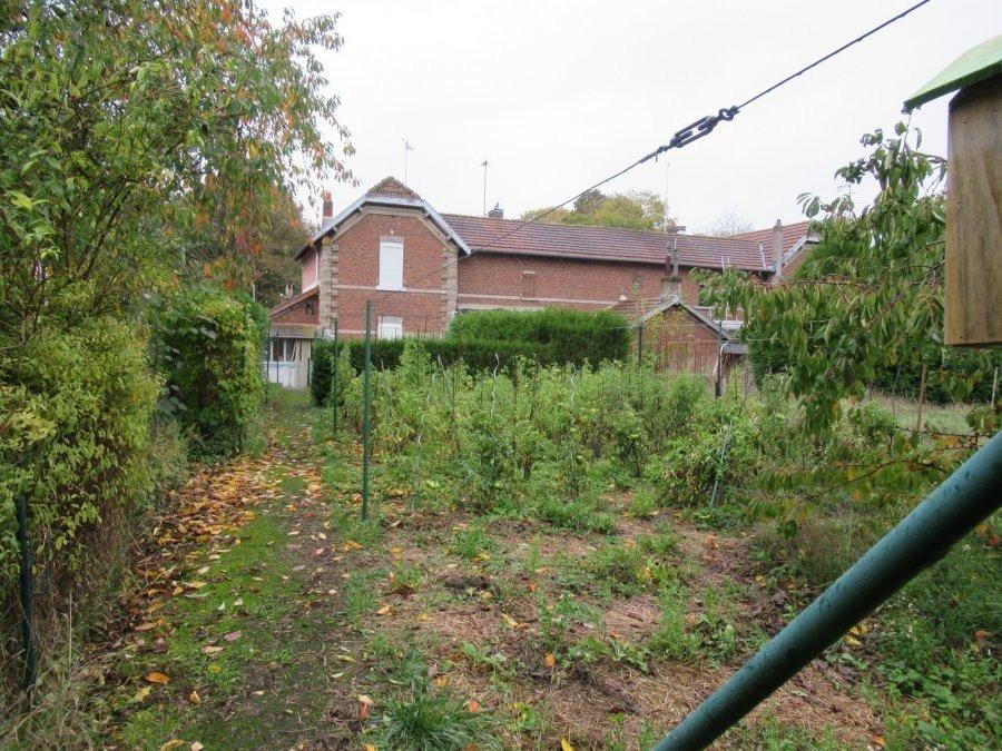 Maison jumelée à vendre F4 à Joudreville