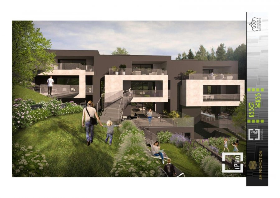 apartment for buy 2 bedrooms 102.47 m² luxembourg photo 4