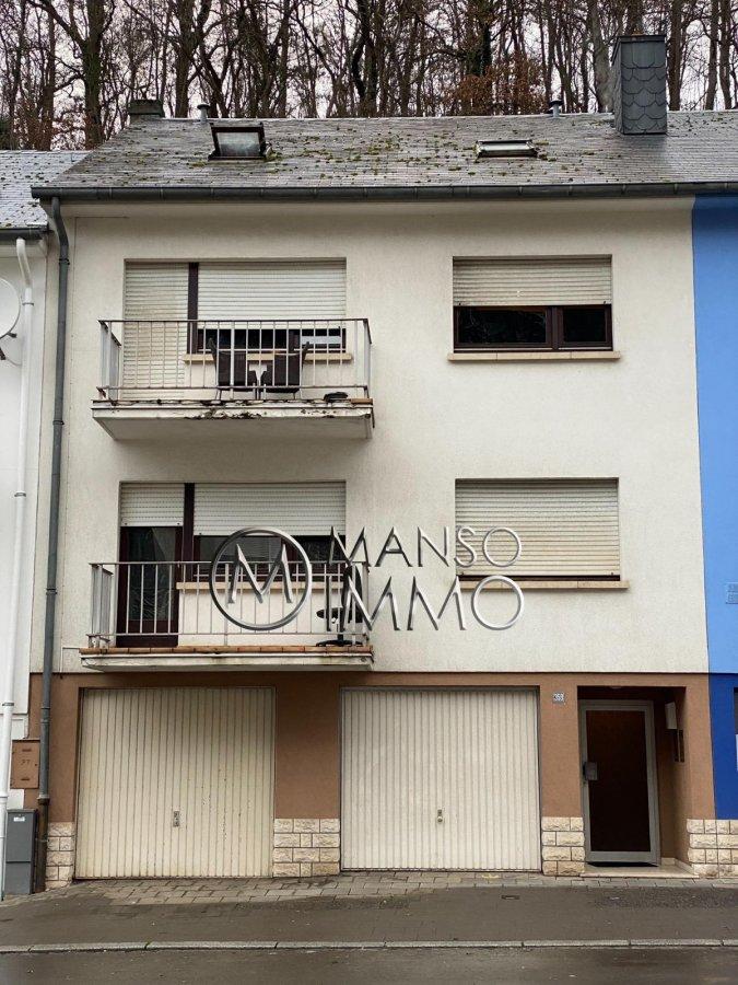 Immeuble de rapport à vendre 5 chambres à Luxembourg-Neudorf