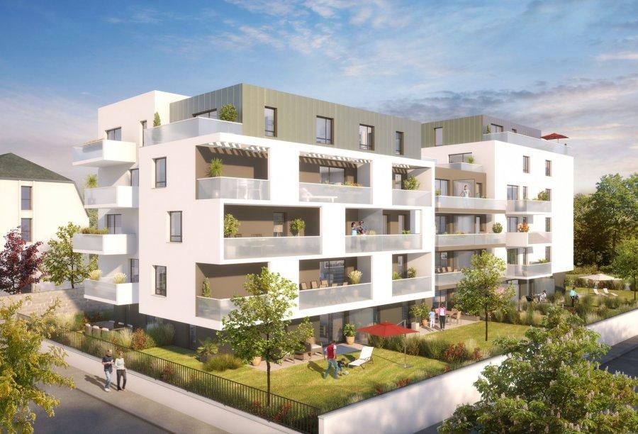 acheter appartement 4 pièces 83.3 m² illkirch-graffenstaden photo 1