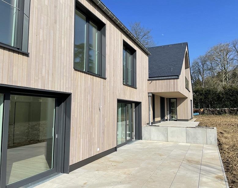 Maison individuelle à louer 5 chambres à Bofferdange