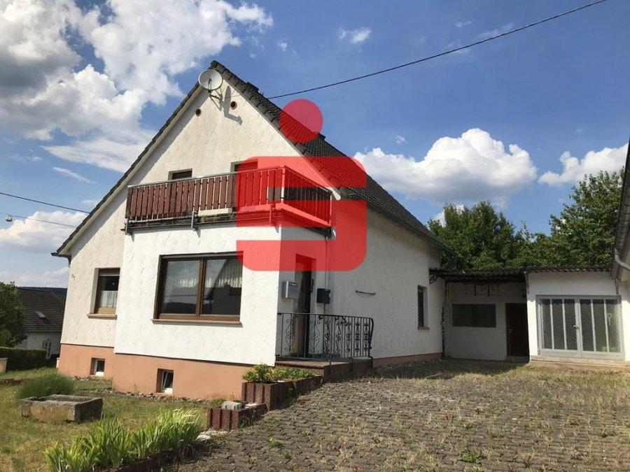 einfamilienhaus kaufen 4 zimmer 109 m² trier foto 1