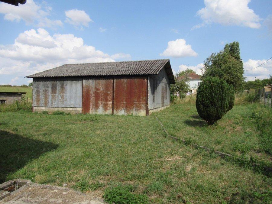 Maison individuelle à vendre F9 à Bouligny