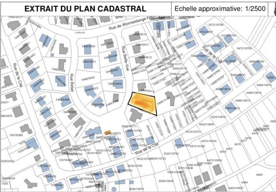 building land for buy 0 bedroom 0 m² ehnen photo 2
