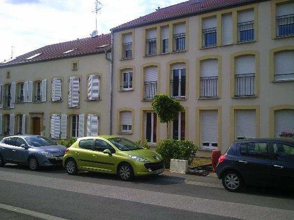 Appartement à Bousse