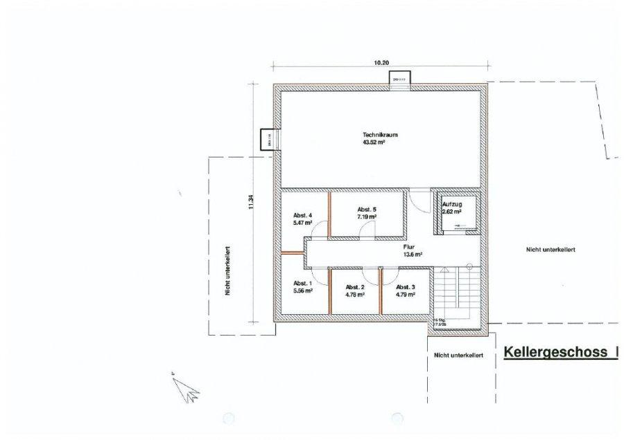 wohnung kaufen 2 zimmer 63 m² merzig foto 4