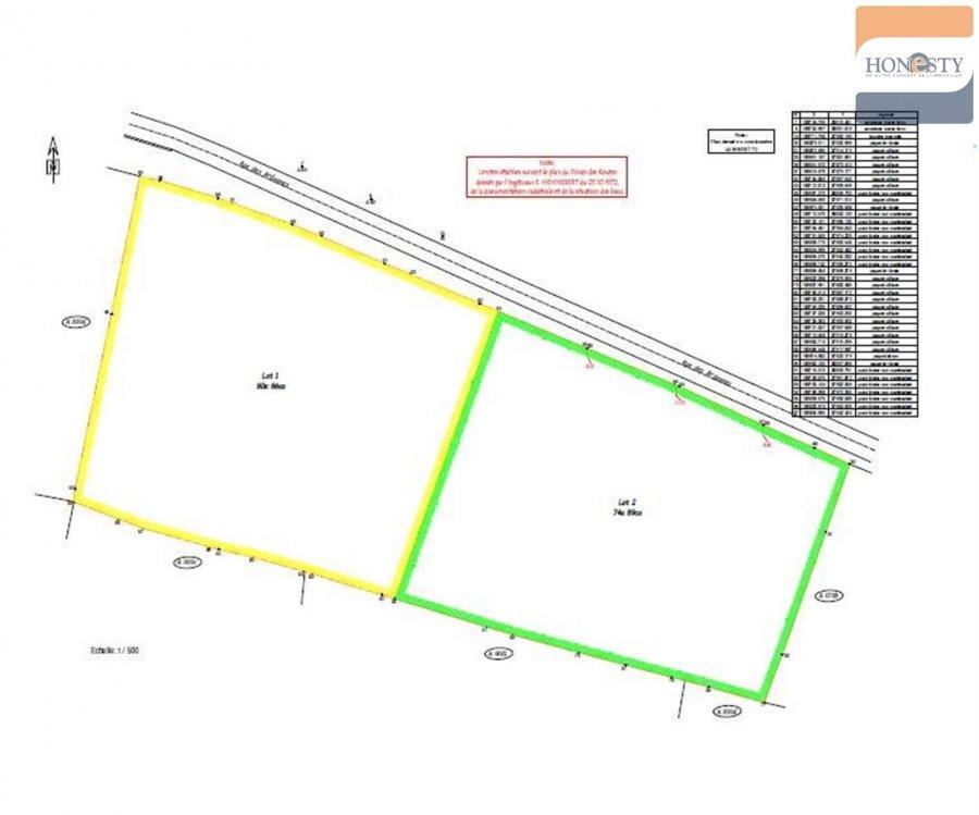 acheter terrain constructible 0 pièce 0 m² beauraing photo 3