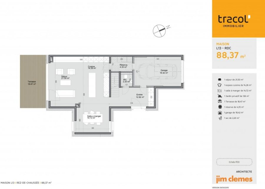 acheter maison individuelle 4 chambres 164.54 m² niederkorn photo 7