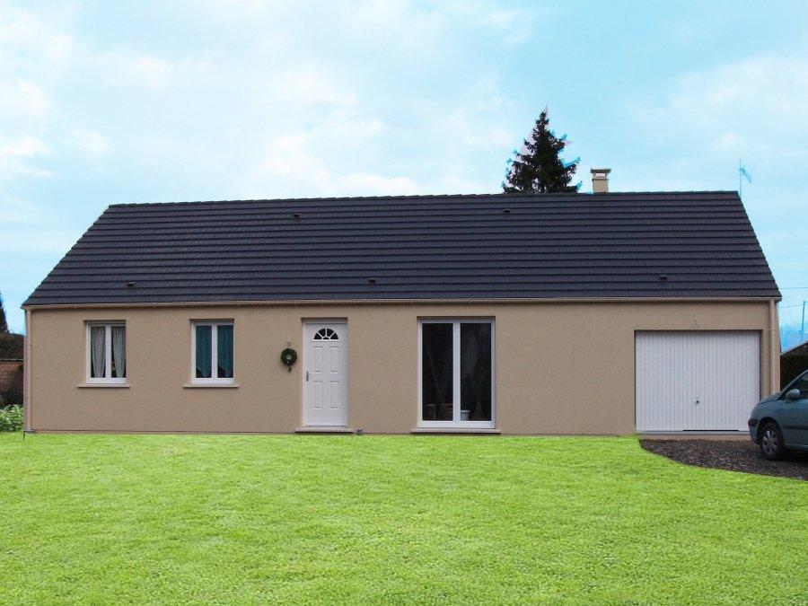acheter maison 4 pièces 80 m² besné photo 1