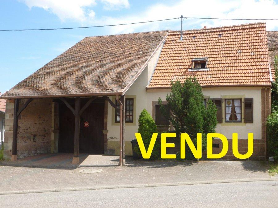 Maison à vendre F4 à Struth
