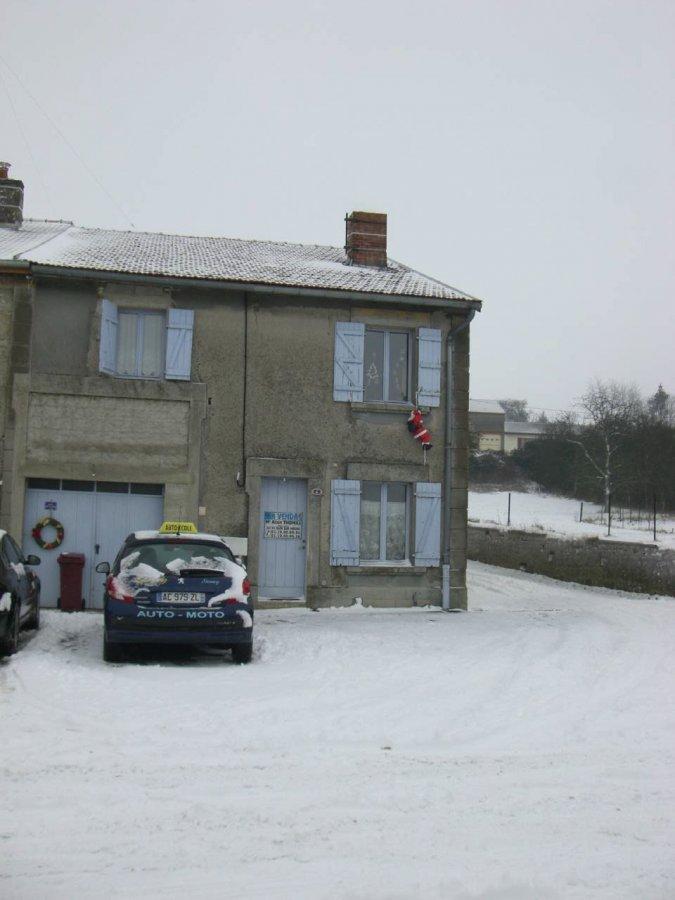 Maison à vendre F7 à Liny devant dun