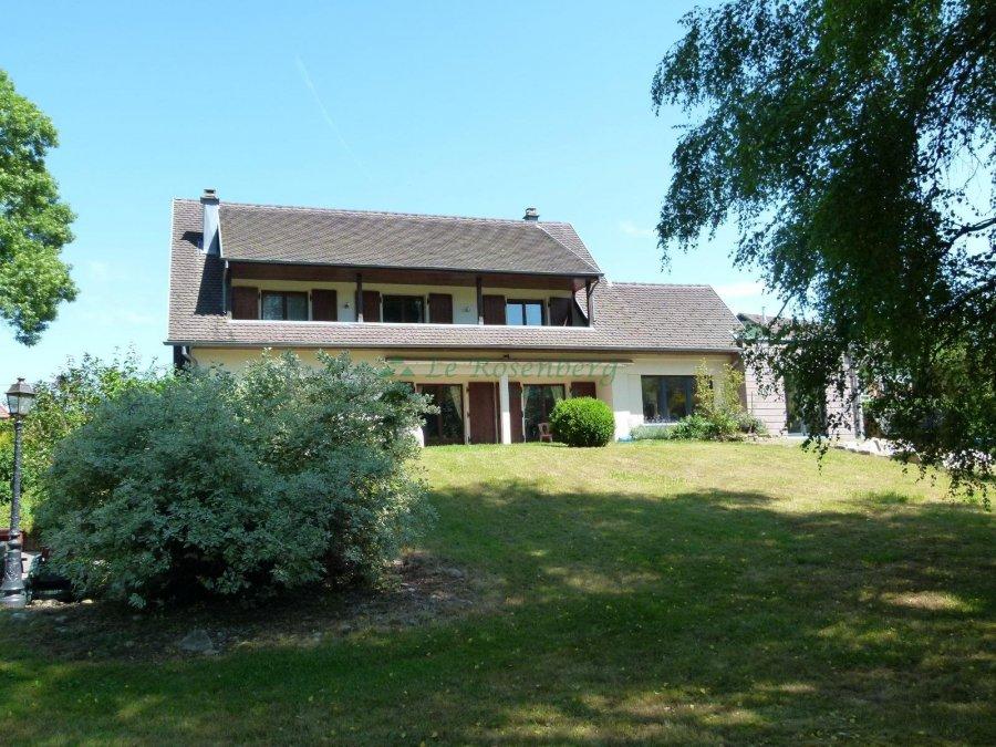 Maison à vendre F8 à Ligsdorf