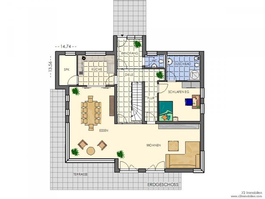 acheter maison 6 pièces 268 m² spangdahlem photo 3