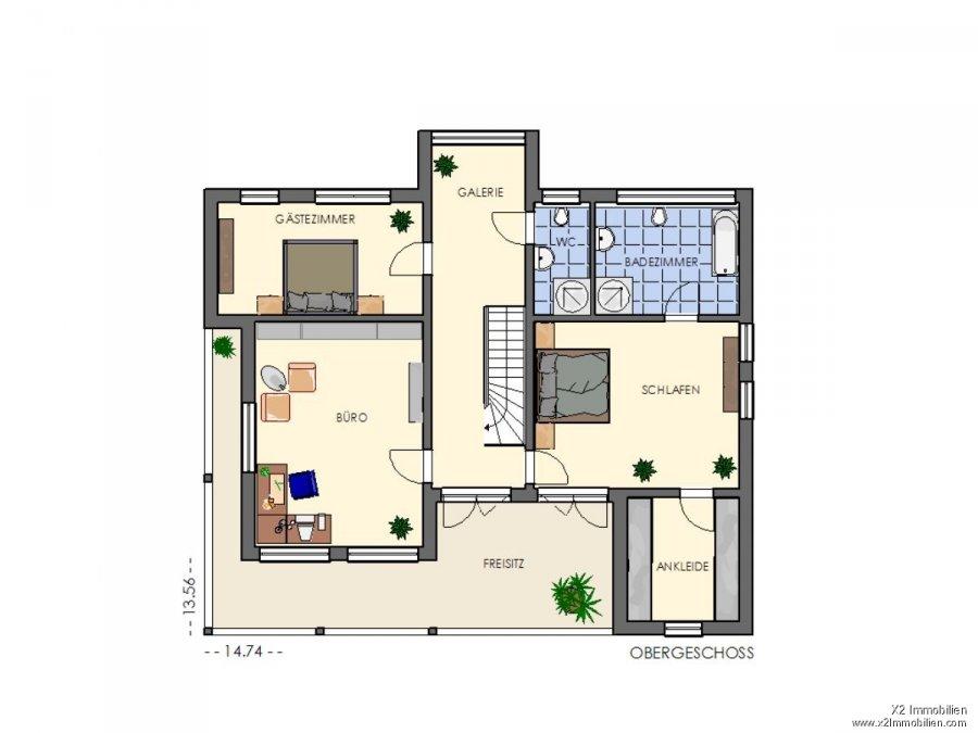 acheter maison 6 pièces 268 m² spangdahlem photo 4