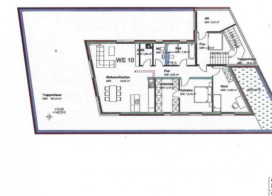 penthouse-wohnung kaufen 0 zimmer 223 m² trier foto 1