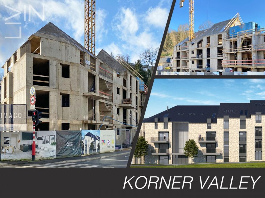 acheter appartement 2 chambres 100.39 m² luxembourg photo 1