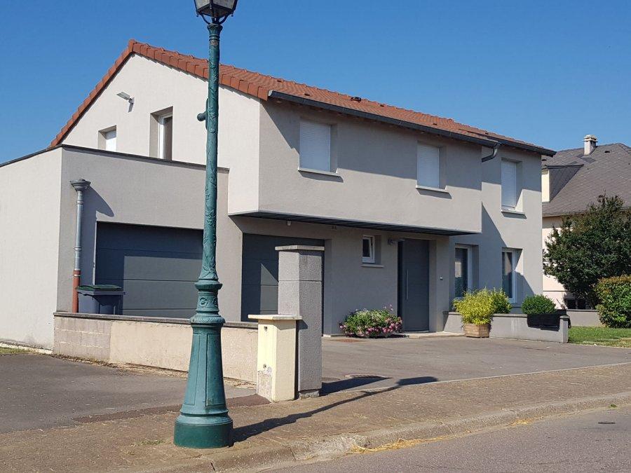 Maison individuelle à vendre 4 chambres à Cattenom