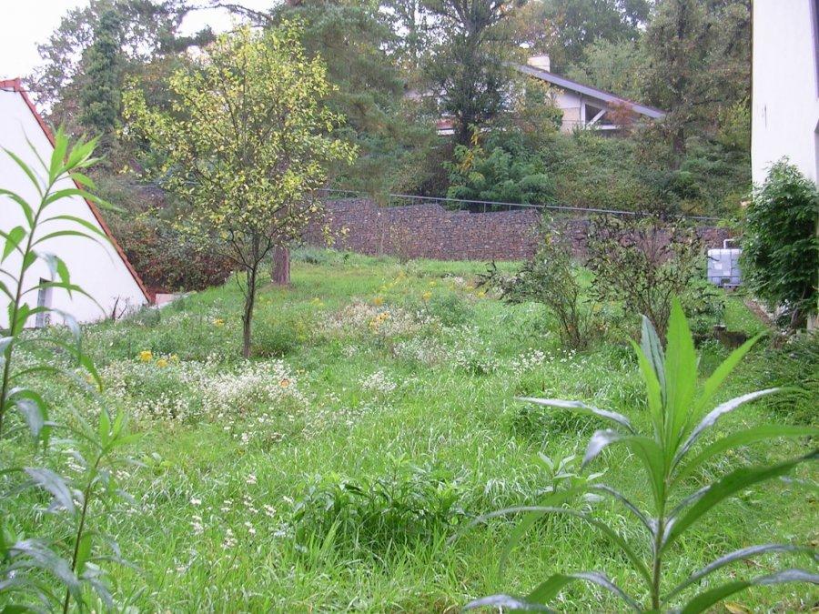 Terrain constructible à vendre à Hombourg-Haut