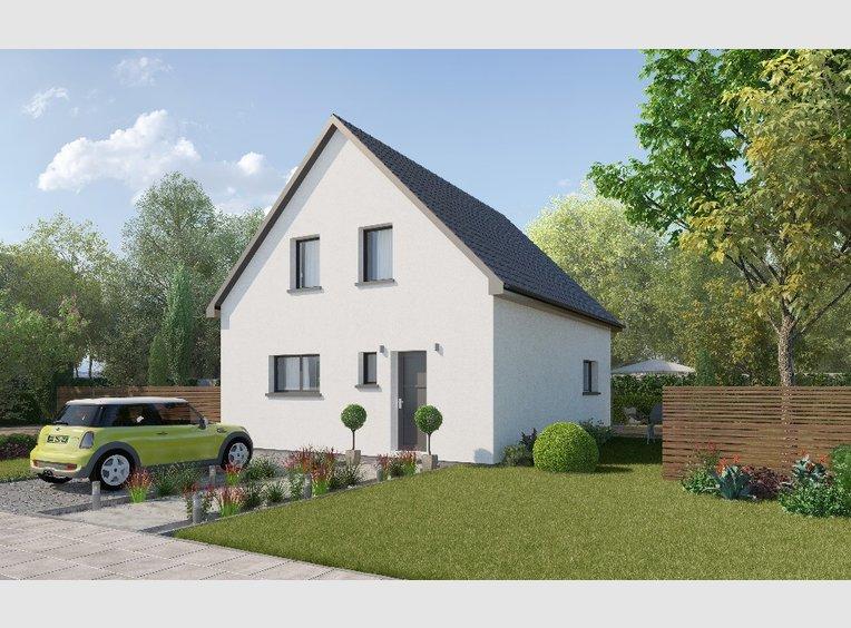 neuf maison 4 pi ces volgelsheim haut rhin r f 5590435. Black Bedroom Furniture Sets. Home Design Ideas