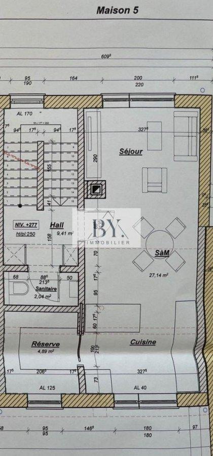 acheter maison 2 chambres 101 m² boevange (clervaux) photo 1