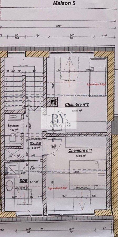 acheter maison 2 chambres 101 m² boevange (clervaux) photo 2