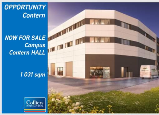 Entrepôt à vendre à Contern (LU) - Réf. 5862323