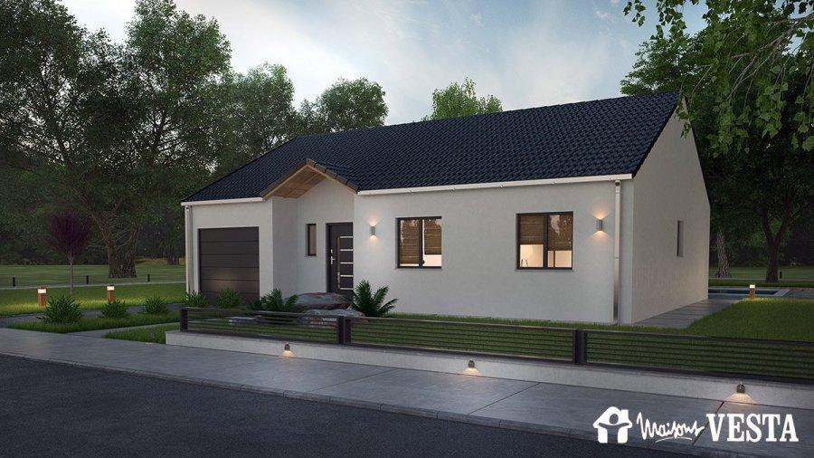 acheter maison 5 pièces 90 m² freistroff photo 3