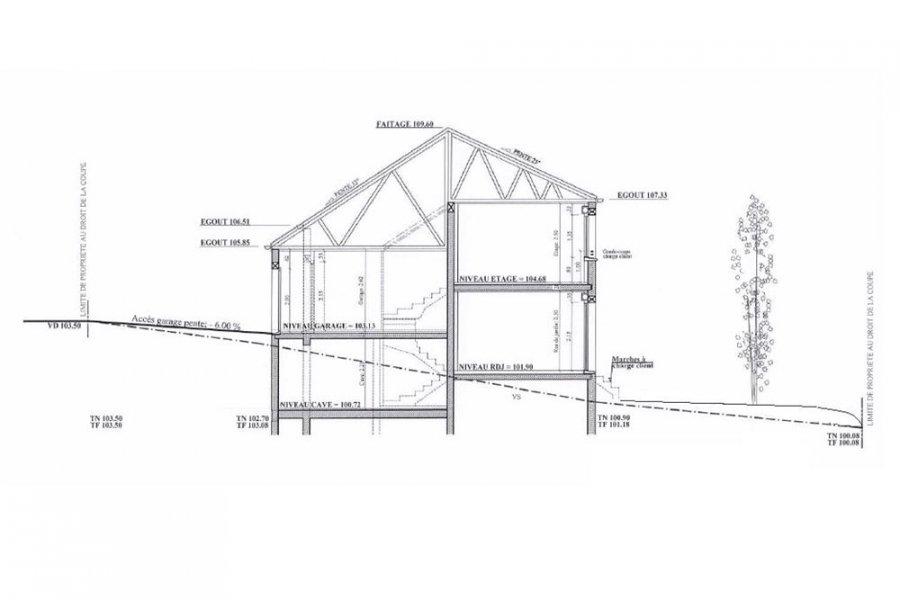 acheter maison 7 pièces 170 m² thionville photo 2