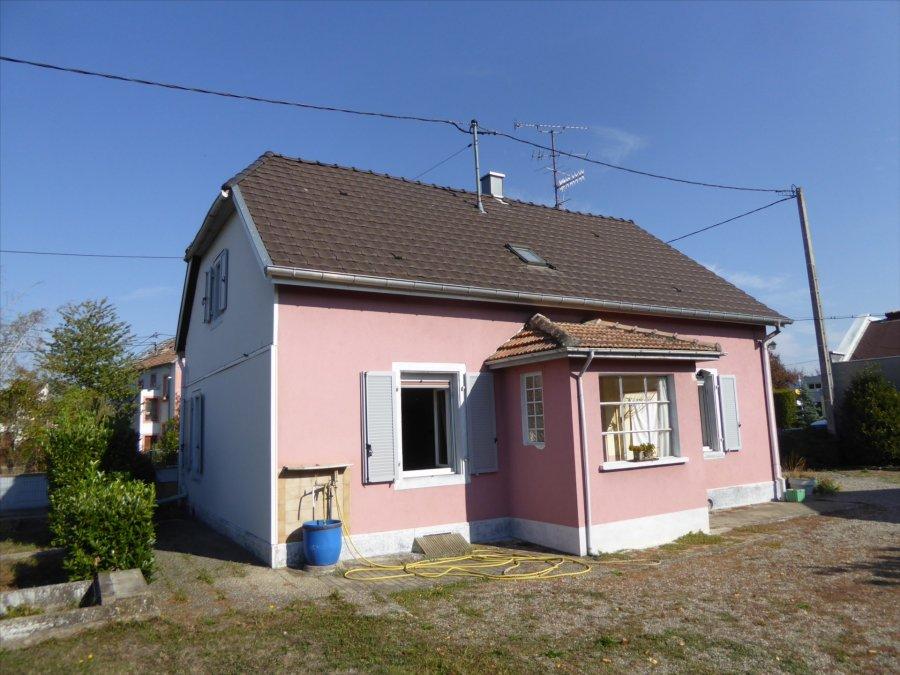 Maison à vendre F5 à Sausheim