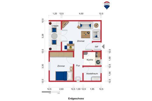 haus kaufen 3 zimmer 33 m² rehlingen-siersburg foto 5