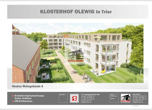 Apartment for sale 3 bedrooms in Trier - Ref. 6805683