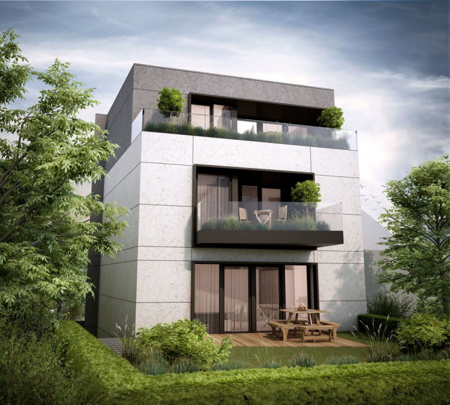 acheter duplex 2 chambres 102.82 m² mamer photo 2