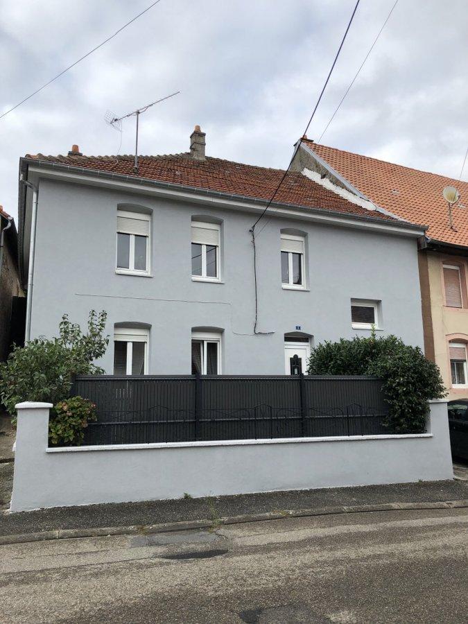 Maison à vendre F5 à Gosselming