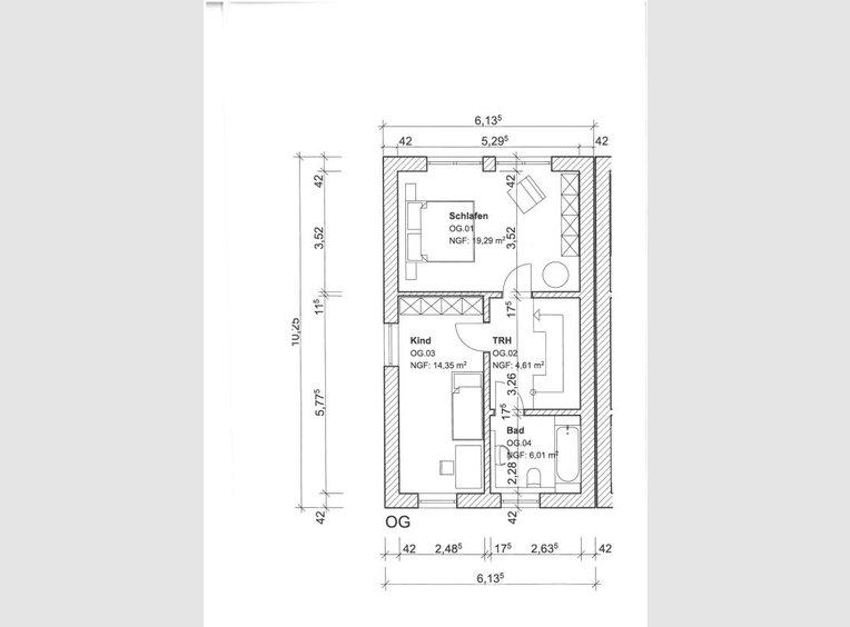Doppelhaushälfte zum Kauf 5 Zimmer in Kirf (DE) - Ref. 7097011