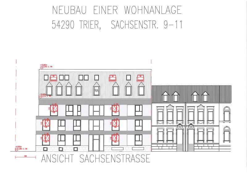 wohnung kaufen 3 zimmer 134.45 m² trier foto 5