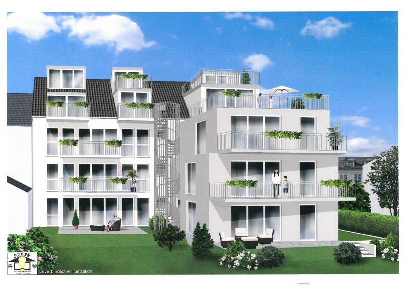 wohnung kaufen 3 zimmer 134.45 m² trier foto 1