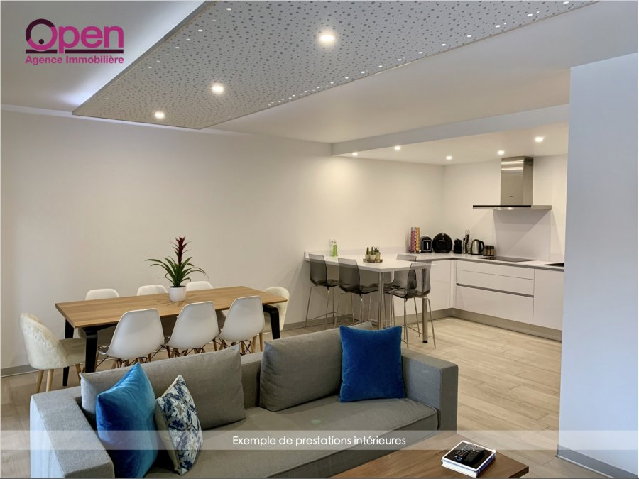 acheter appartement 4 pièces 80 m² hettange-grande photo 1