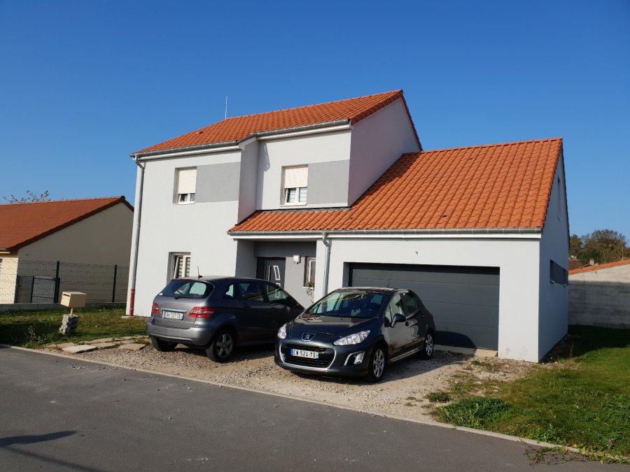 Maison individuelle à vendre F6 à Aumetz