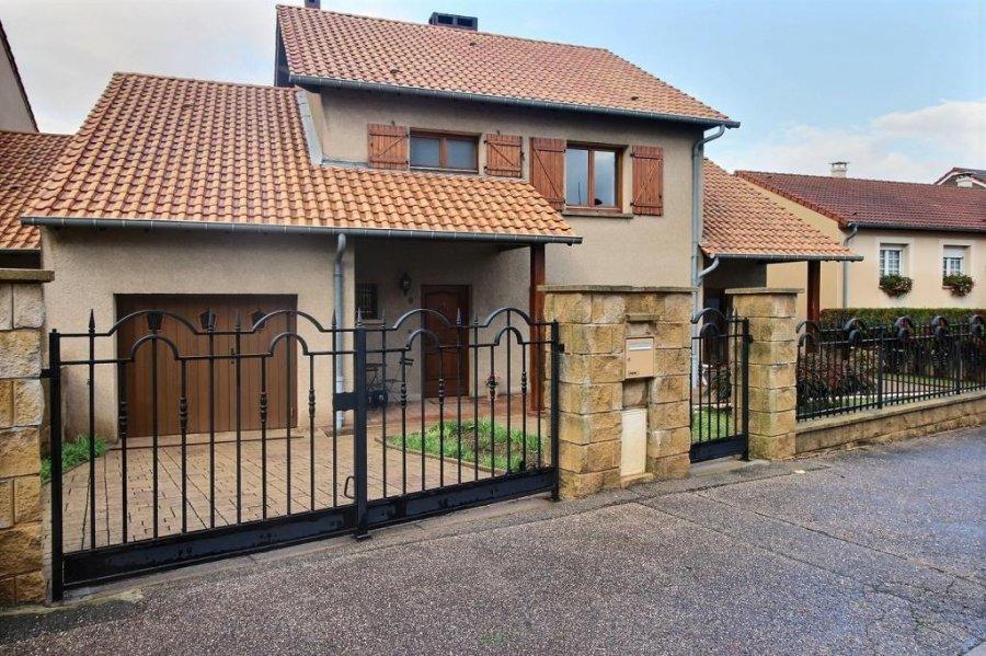 Maison individuelle à vendre 4 chambres à Rombas