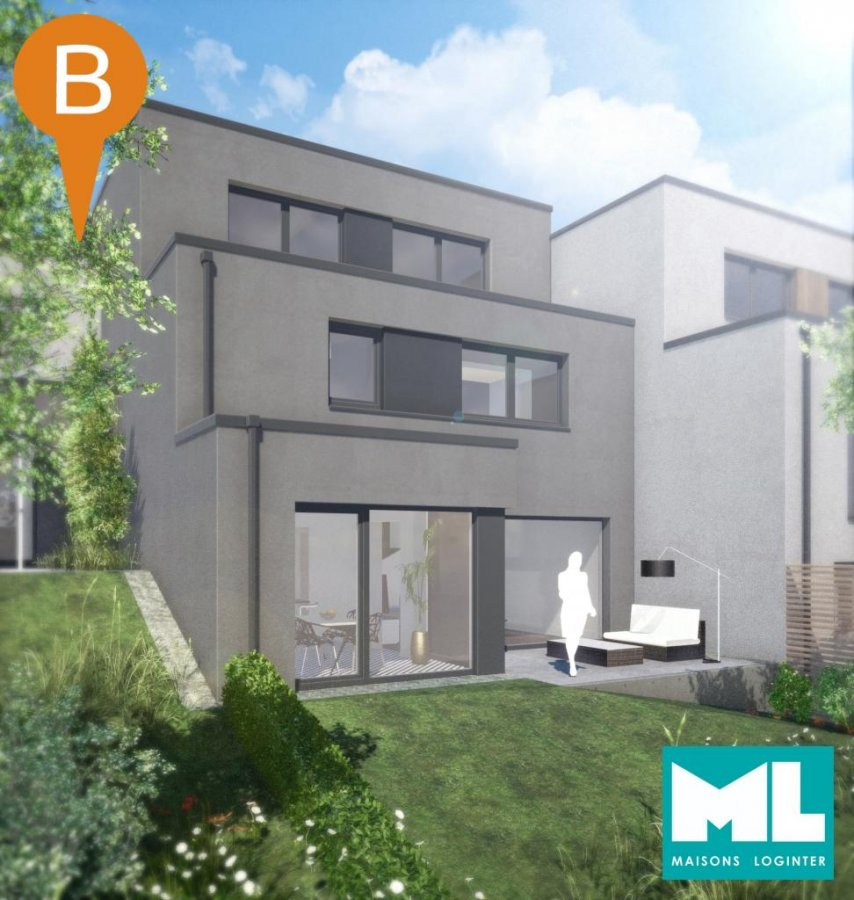 Maison jumelée à vendre 4 chambres à Moesdorf
