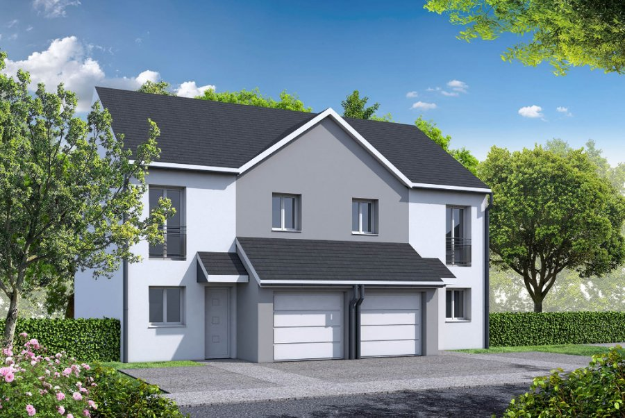 acheter maison 4 pièces 80 m² courcelles-sur-nied photo 4