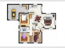 Maison individuelle à vendre F6 à Montfaucon-Montigné - Réf. 5206467