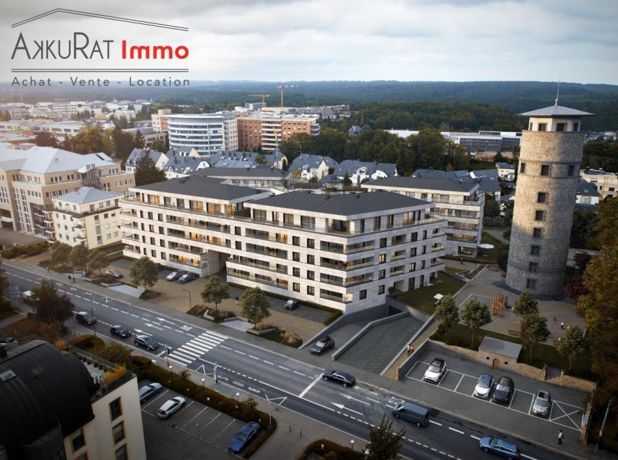 acheter appartement 1 chambre 51 m² luxembourg photo 2