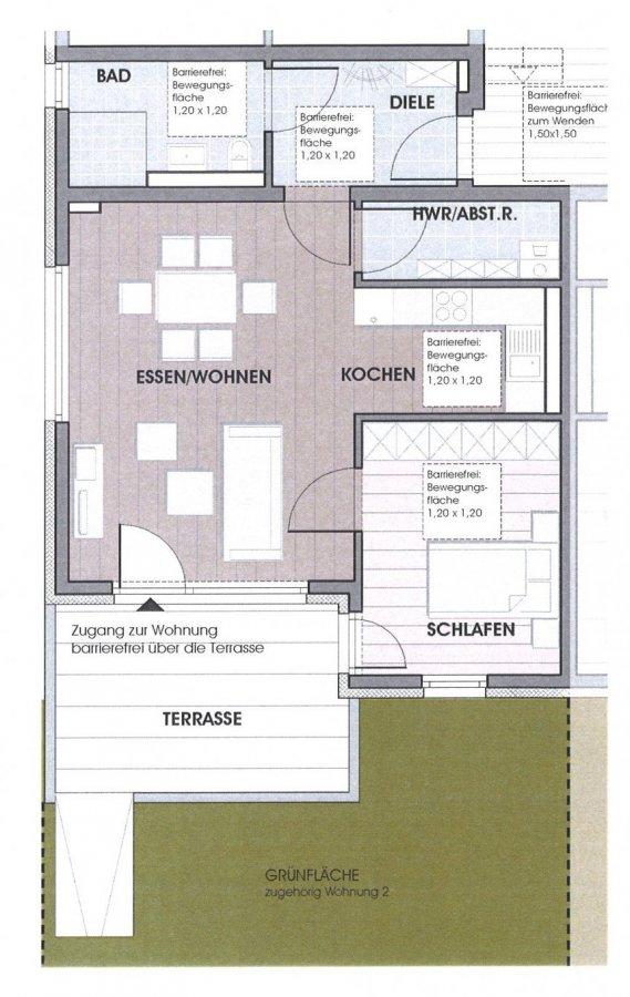 acheter appartement 2 pièces 66.3 m² merzig photo 4