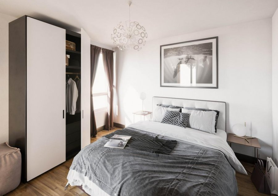 acheter appartement 3 pièces 62 m² vandoeuvre-lès-nancy photo 4