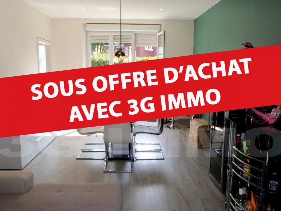 acheter maison jumelée 5 pièces 81.5 m² réhon photo 1